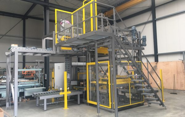 Layer PALLETING SYSTEMS NPS 900-2400
